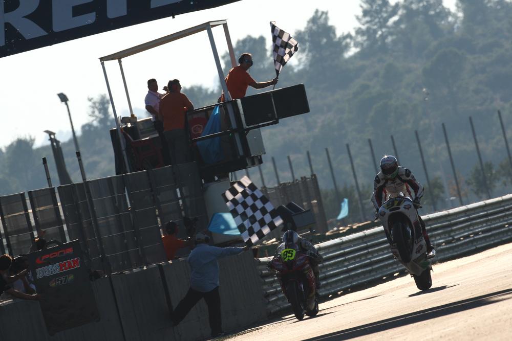 Gran final de la temporada del FIM CEV en Valencia