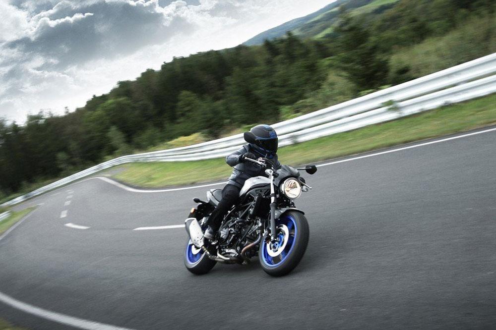 Vuelve la Suzuki SV650: fotos y vídeo