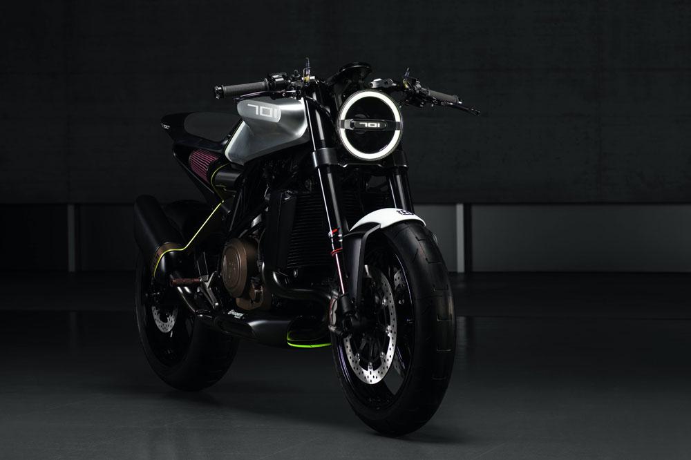 Husqvarna Vitpilen 701 Concept 2016