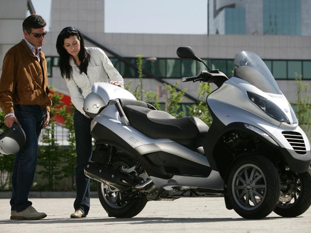 Nuevos carnés de conducir para motos