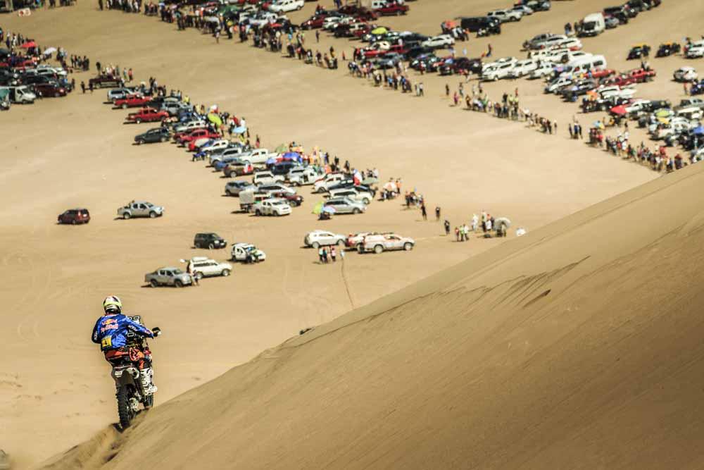 Presentación Rally Dakar 2016