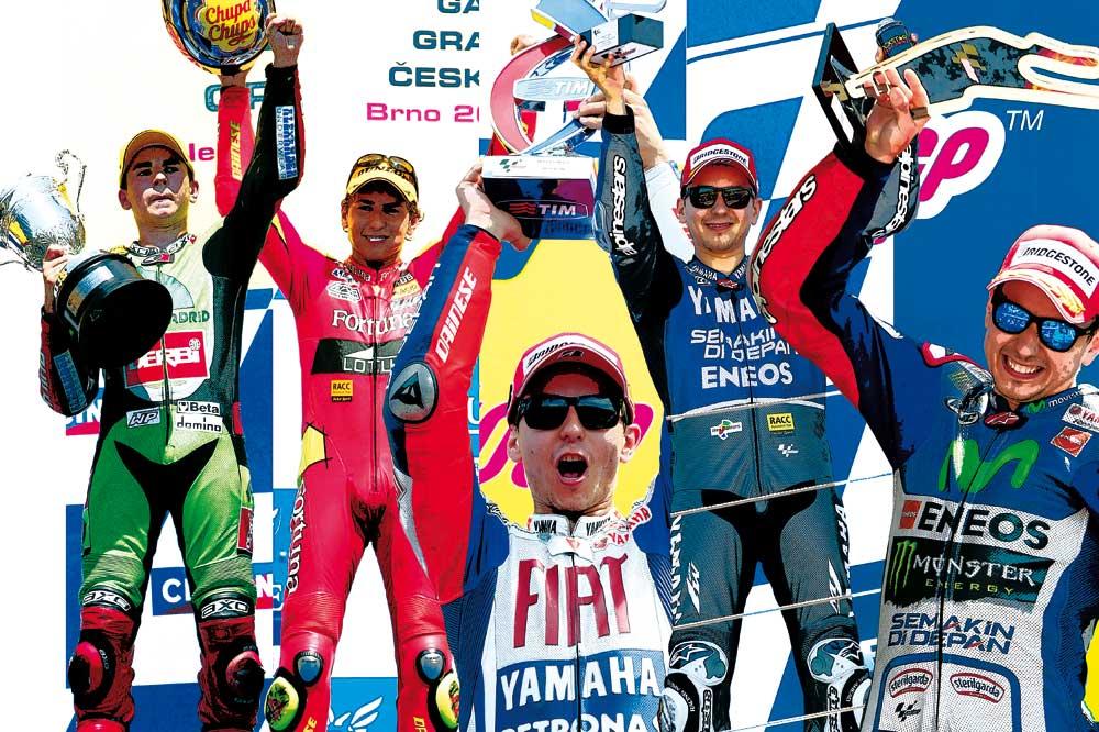 Motociclismo 2.487: Contenidos de la revista