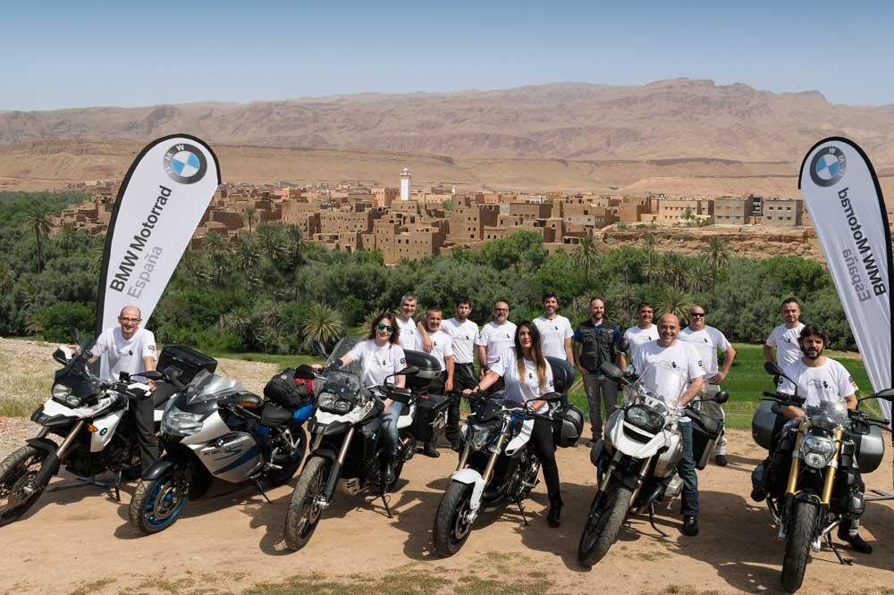 ¿Quieres ir con Keko Ochoa a recorrer Marruecos en moto?