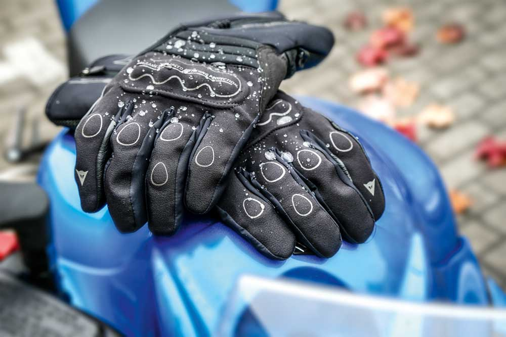 Guantes Dainese Jerico Evo