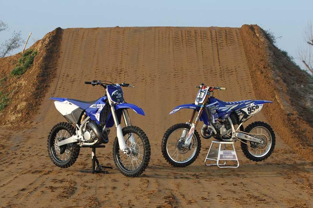 Yamaha presenta la Copa de Europa YZ125