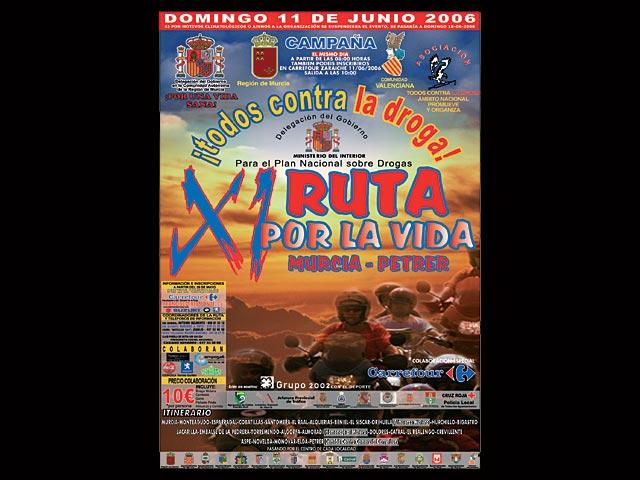 XI Ruta mototurística por la Vida