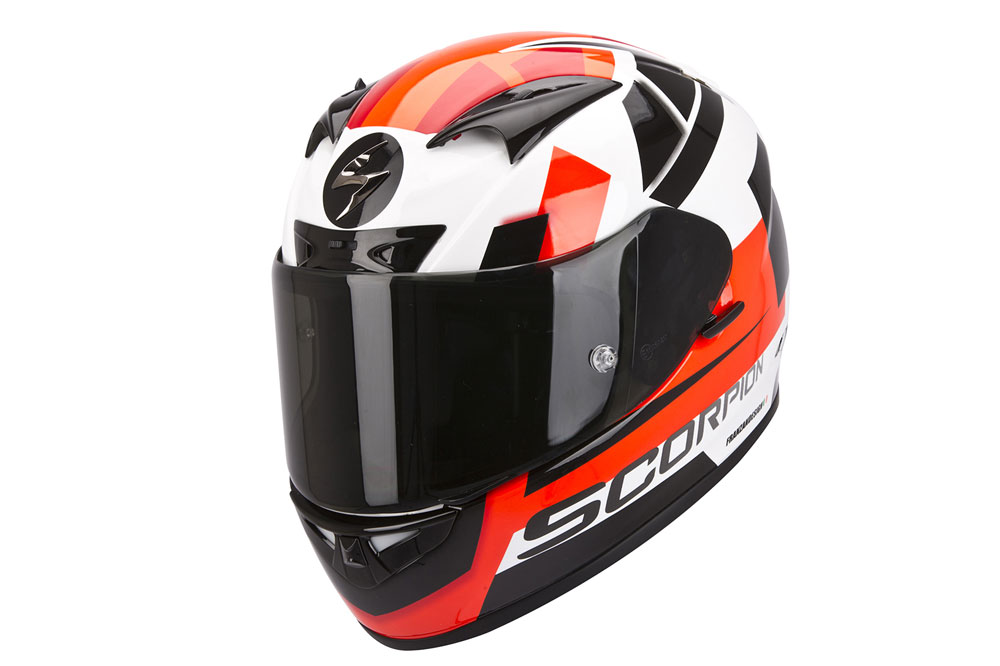 Casco Scorpion Exo 710 Air Square