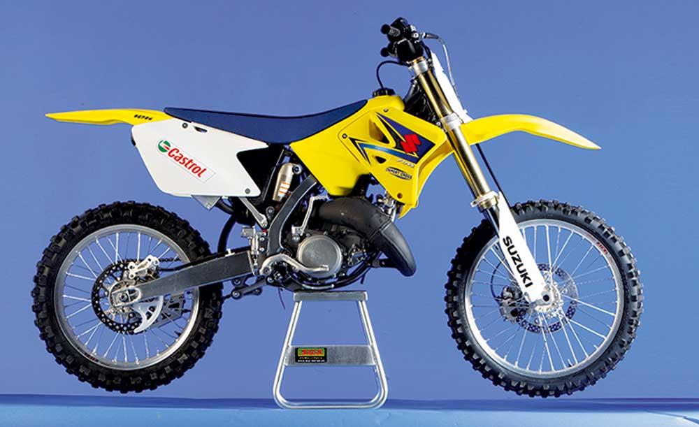 Segunda mano: Suzuki RM 125