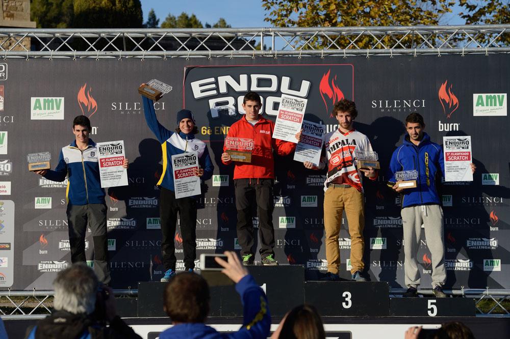 Ramón Quer gana el Super Enduro Challenge 2015