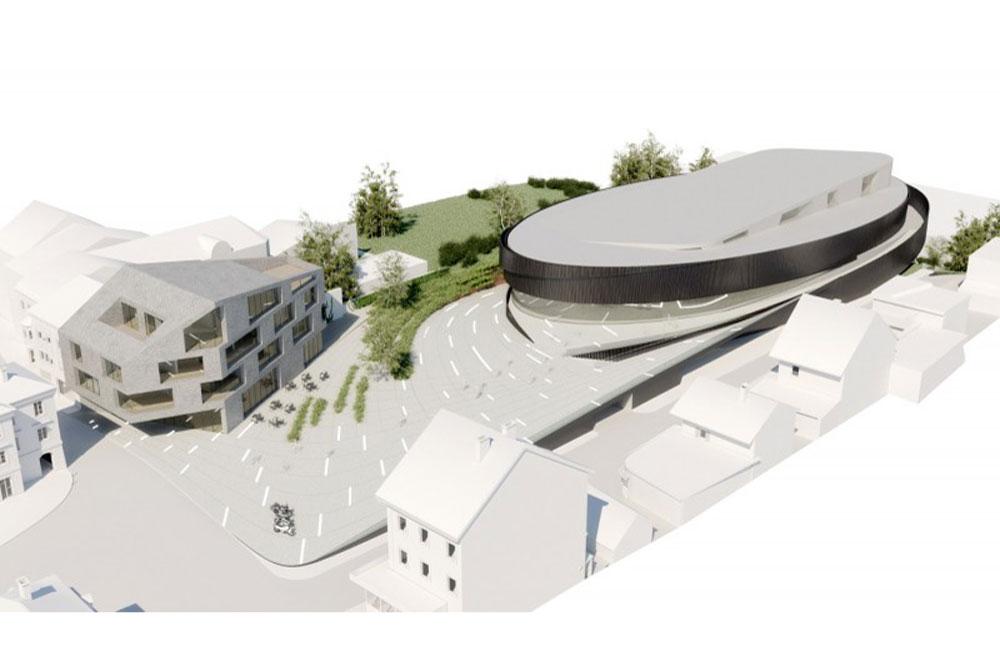 El museo KTM ya está en marcha