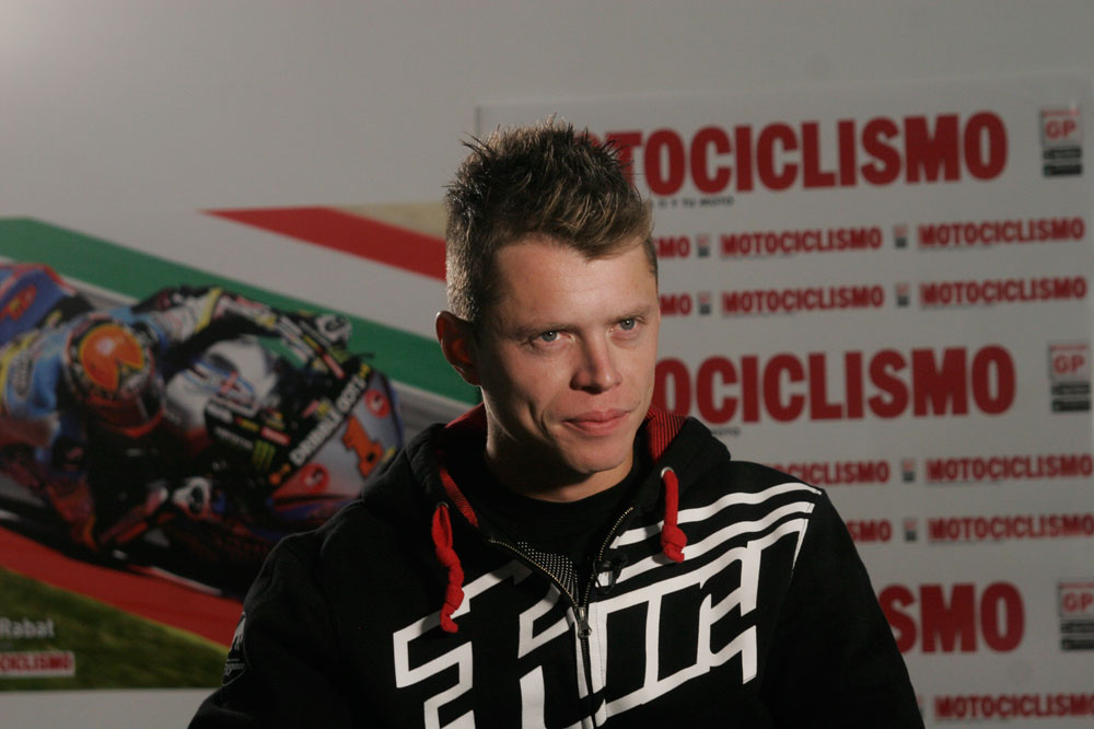 Vídeo entrevista a Tito Rabat tras terminar el Mundial de Moto2