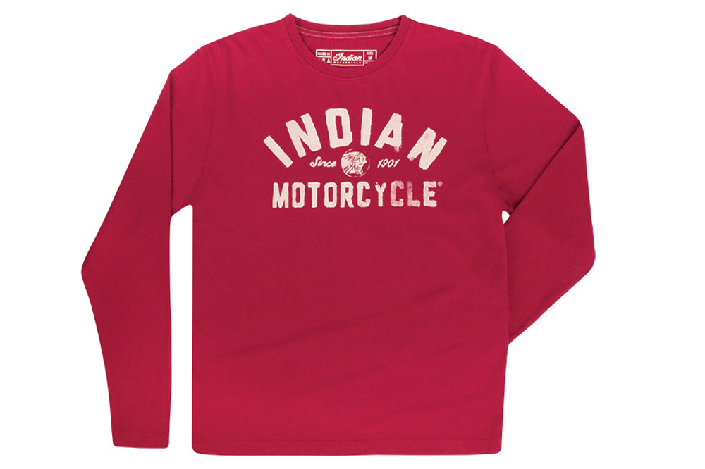 Camisetas Indian Motorcycle