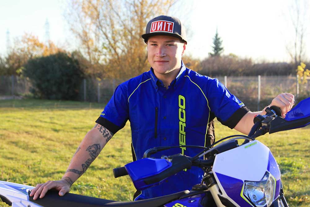 Matthew Phillips se une al Staff Sherco