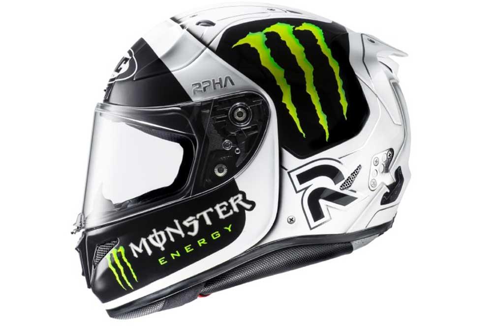 Nuevos cascos HJC Indy y Sparteon
