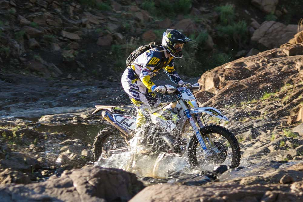 Graham Jarvis gana la Roof of Africa 2015