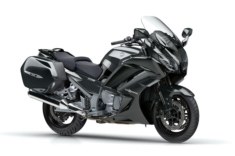 Nueva Yamaha FJR 1300