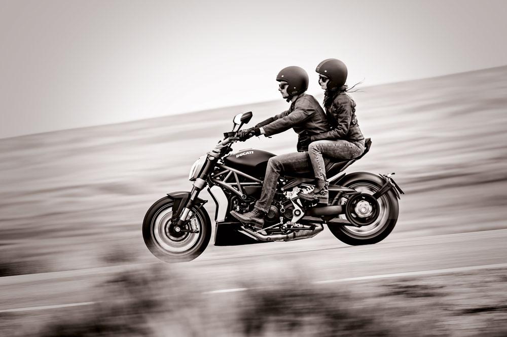 Análisis Ducati XDiavel