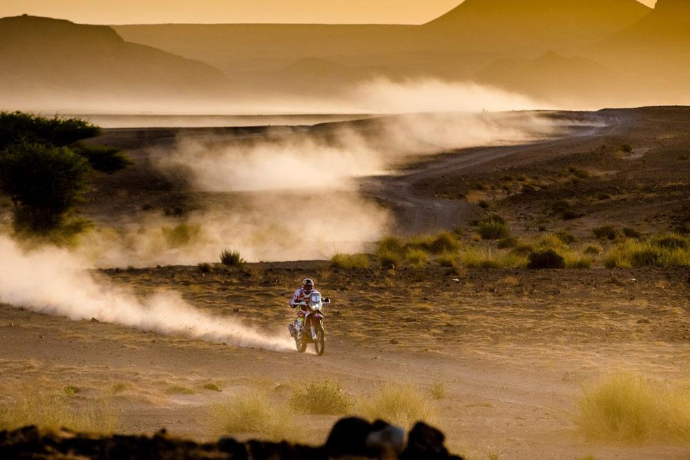 Principales equipos y pilotos del Rally Dakar 2016