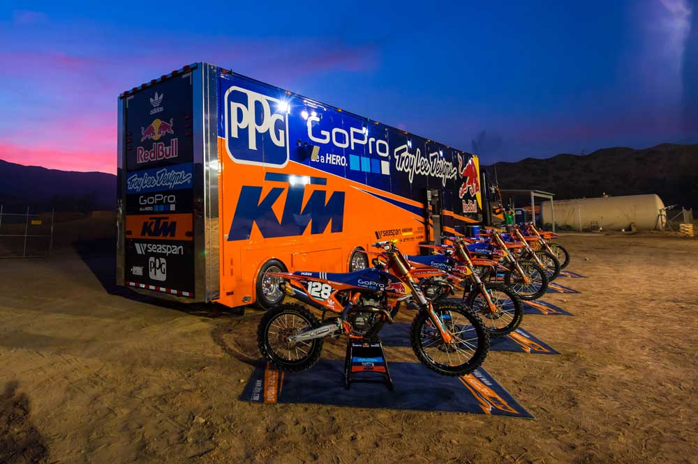 KTM SX Factory Edition 2016