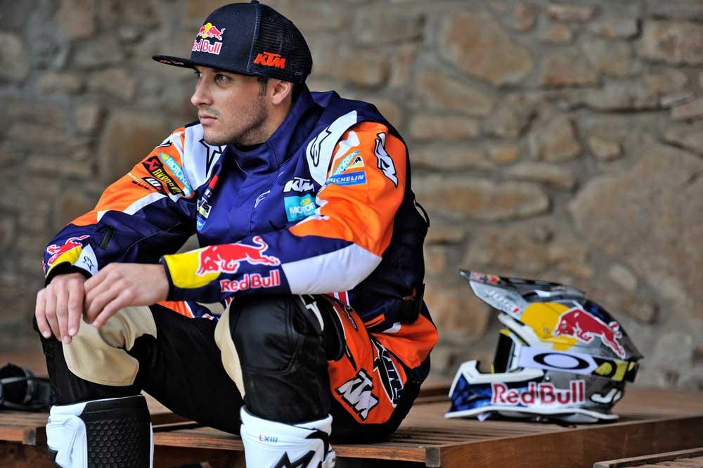 Sam Sunderland no correrá el Dakar 2016