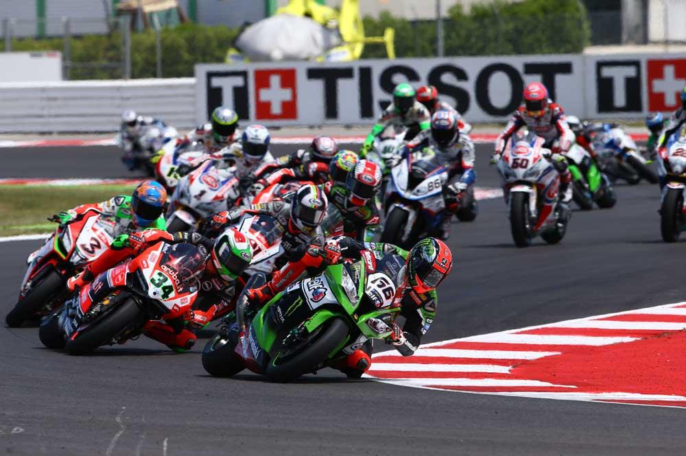Importantes cambios en el Mundial de Superbike