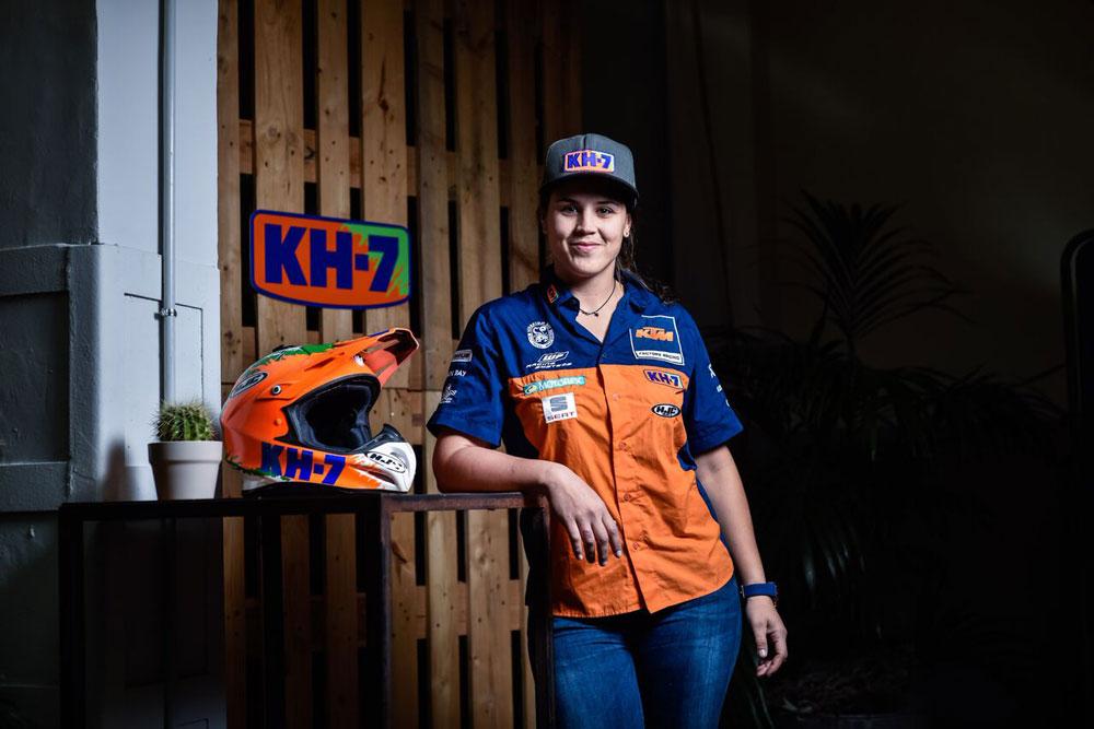 Laia Sanz, preparada para el Dakar 2016