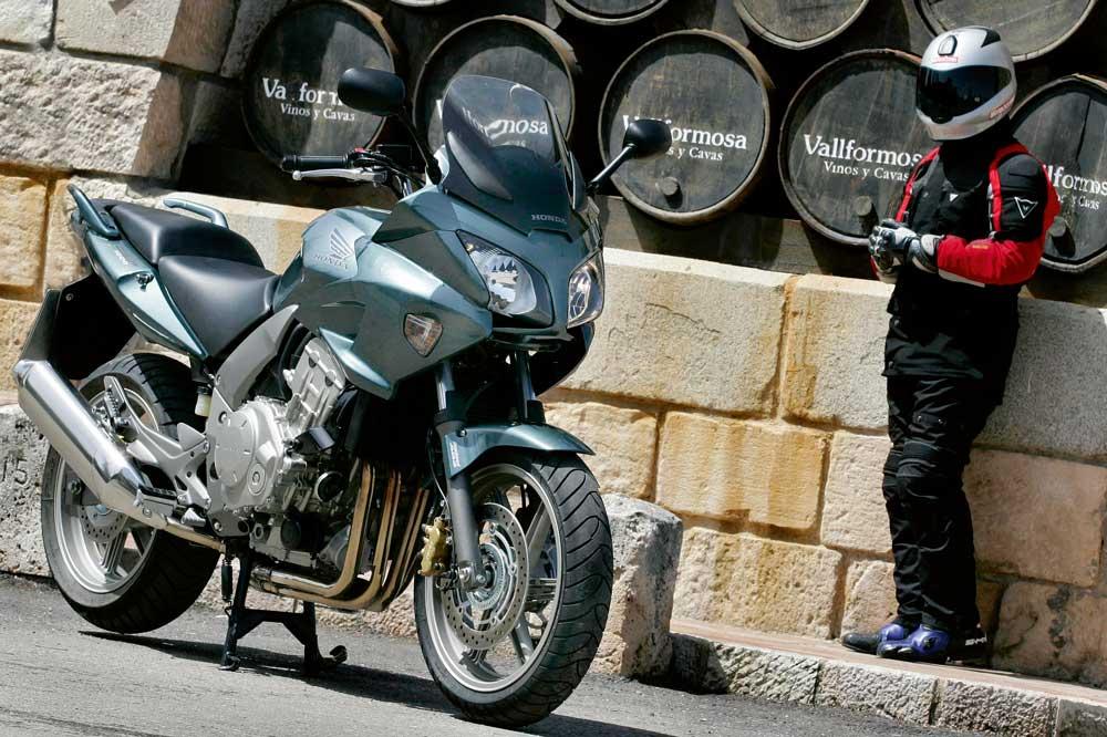 Segunda mano: Honda CBF 1000/C-ABS