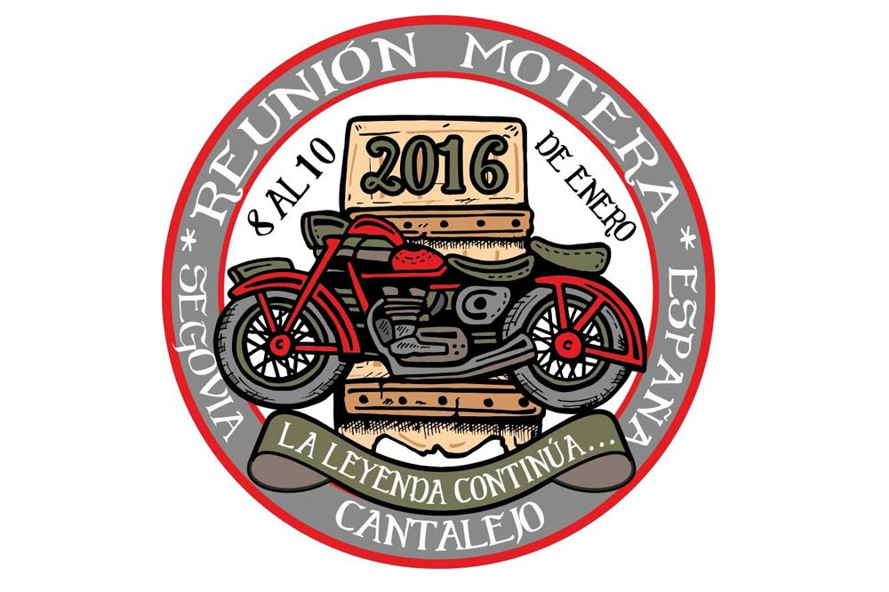 Reunión Motociclista La leyenda continúa en Cantalejo