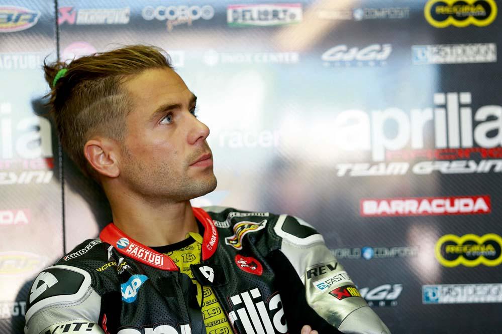 Álvaro Bautista: Ha sido uno de mis mejores años en MotoGP