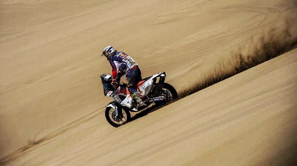 ¿Qué piloto conseguirá mejor posición en el Rally Dakar 2016?