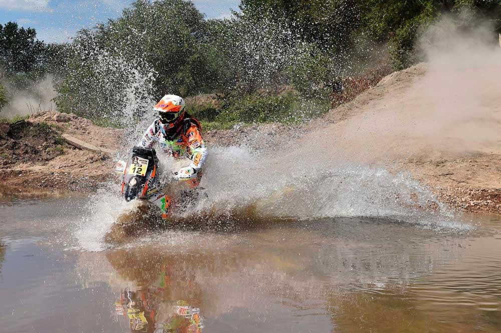 La organización del Dakar recorta el recorrido de la segunda etapa