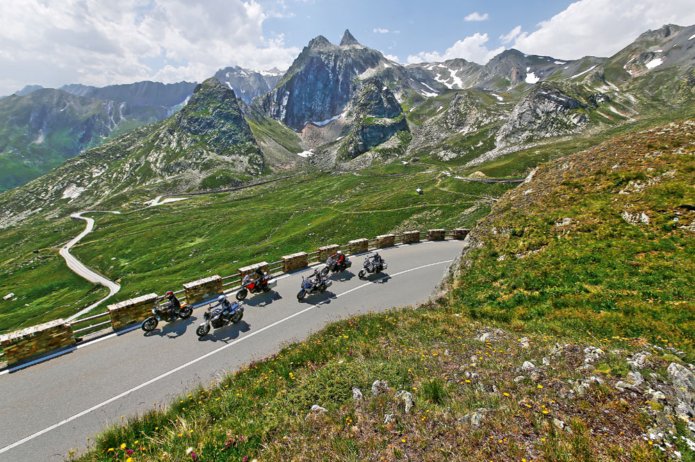 Motociclismo 2.492: Contenidos de la revista