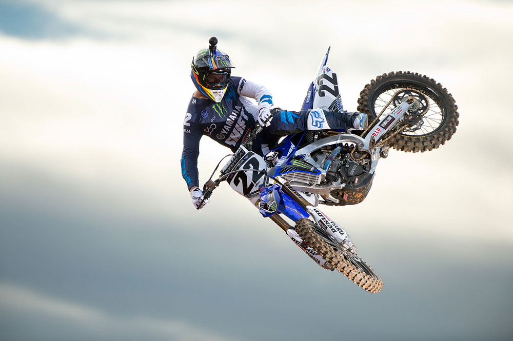 Yamaha vuelve a Supercross USA con Chad Reed