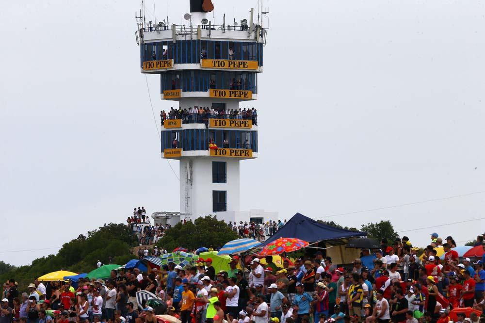 Dimite Juan Baquero, director gerente del Circuito de Jerez