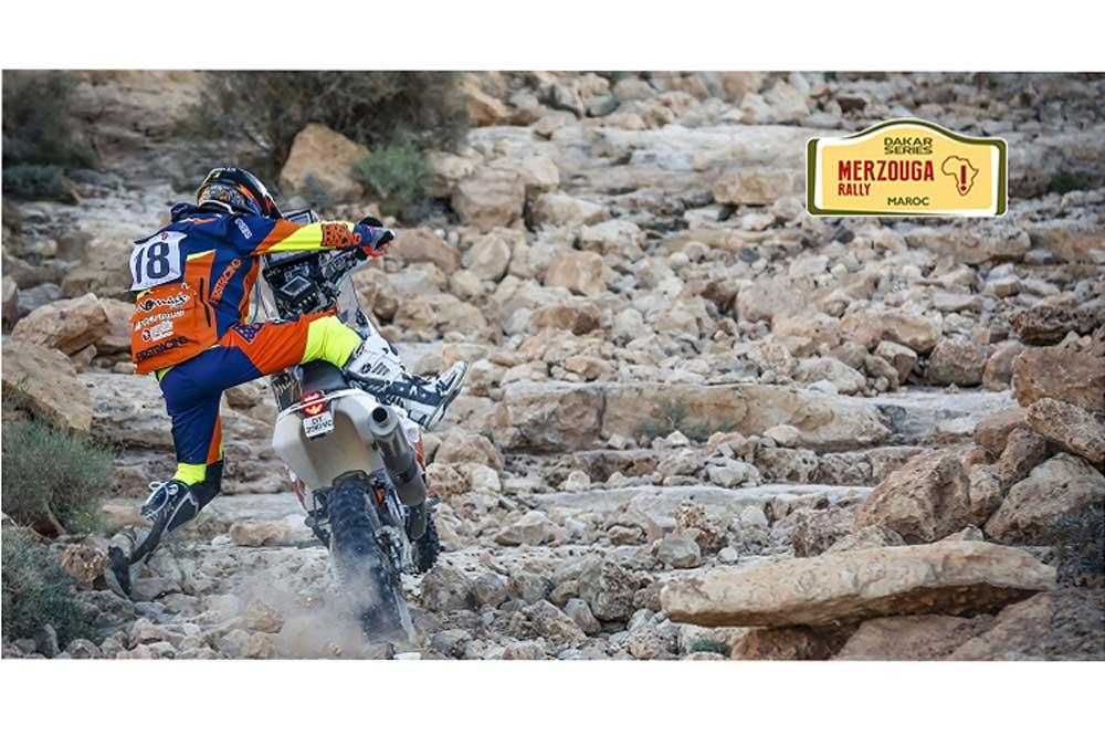 El Merzouga Rally: El primer Dakar Series Africano