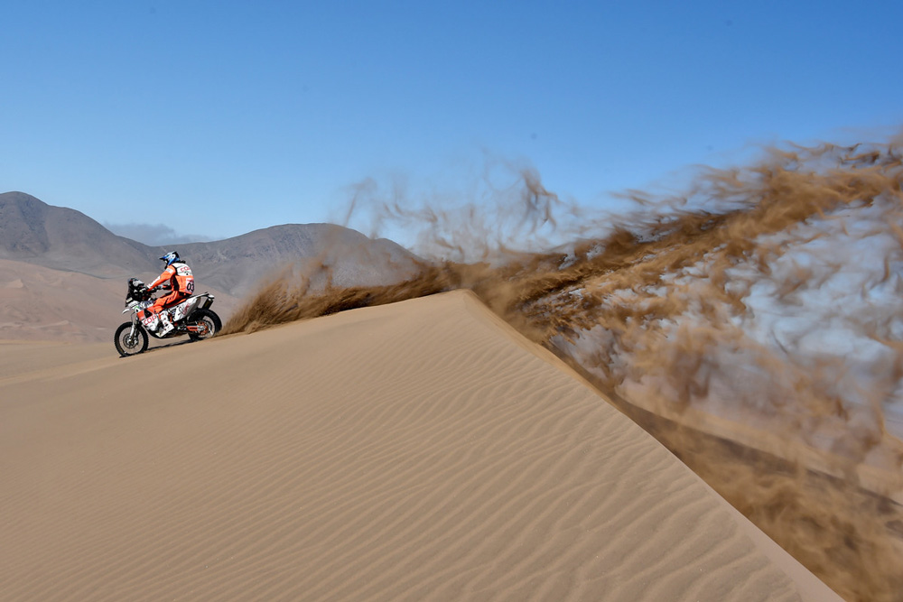 Libya Rally Extreme Desert Challenge 2016
