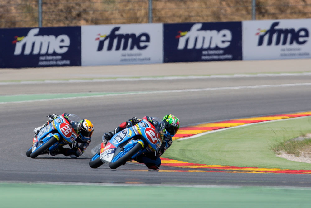 Apertura de inscripciones Campeonato de España de Velocidad
