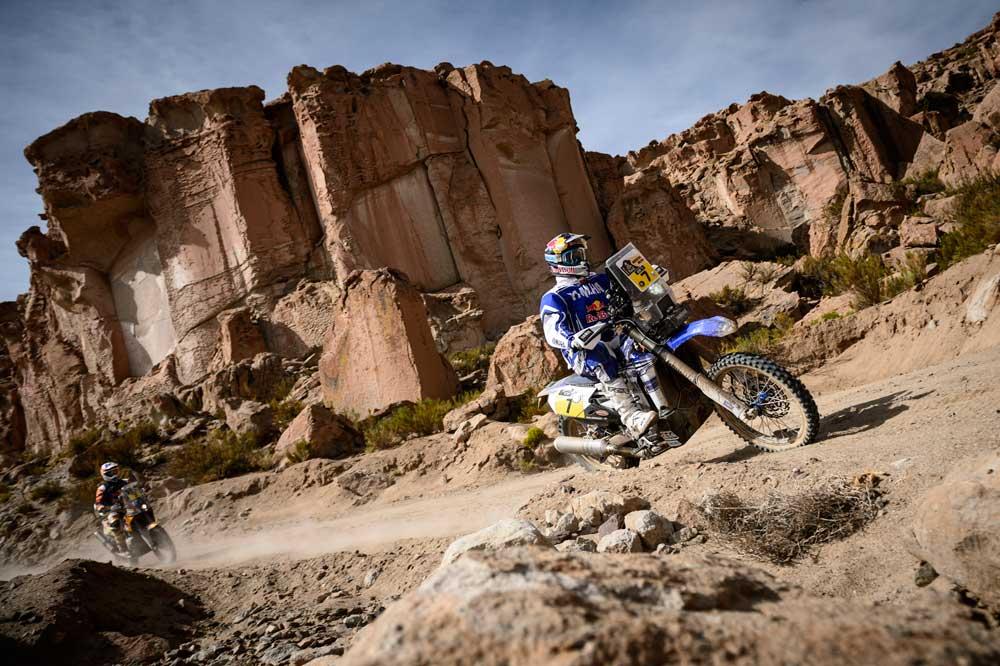 Helder Rodrigues triunfa y Price a punto de ganar el Dakar
