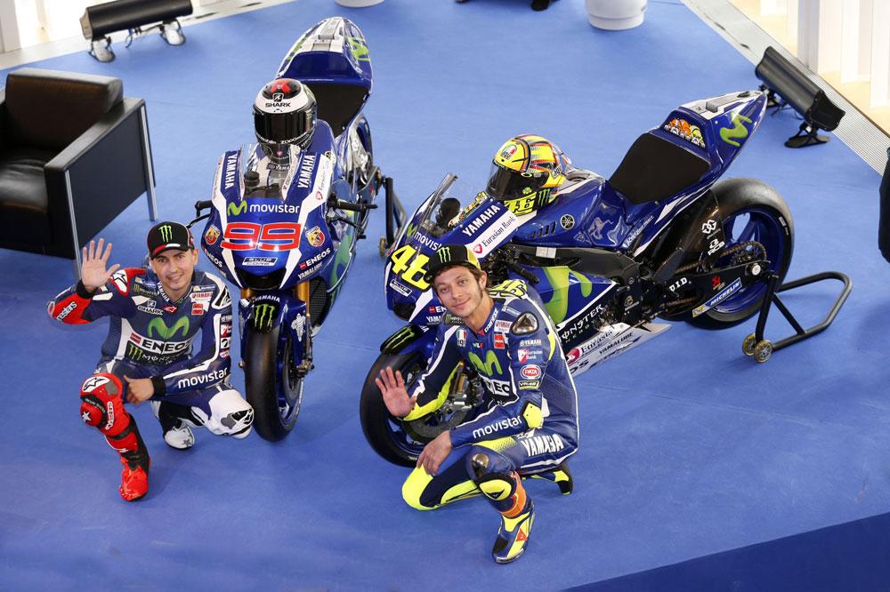 Rossi: Se me pasó por la cabeza retirarme pero habría sido una rendición