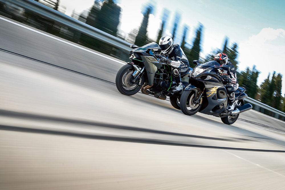 Motociclismo 2.493: Contenidos de la revista
