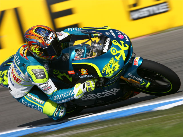 Motociclismo. GP de Portugal (14ª). Carrera 125 cc.
