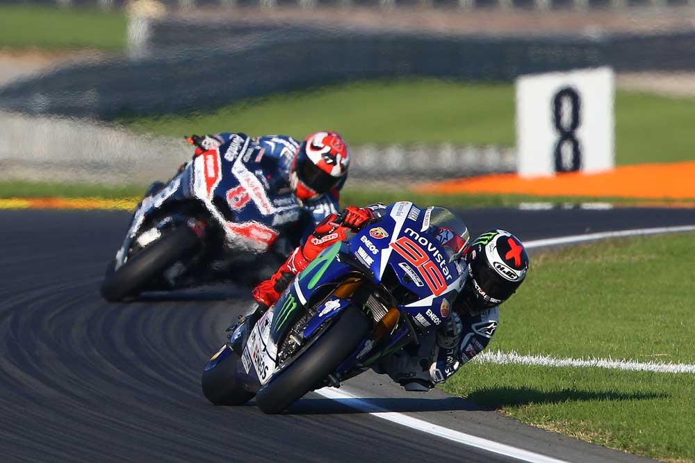 Llegan los primeros test de MotoGP del 2016