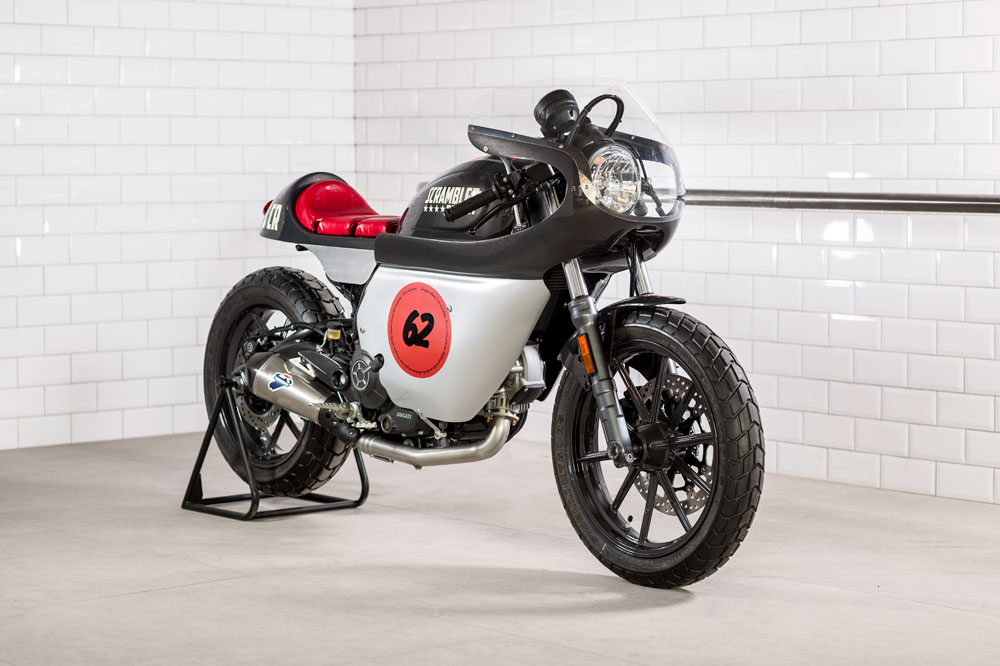 La Ducati Scrambler Sixty2 como base para tres preparaciones espectaculares