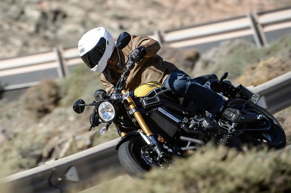 Yamaha XSR900, probamos la nueva Faster Sons con base MT-09