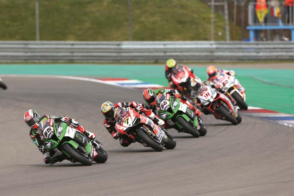 Los principales equipos de Superbike se dan cita en Jerez para los primeros test de 2016
