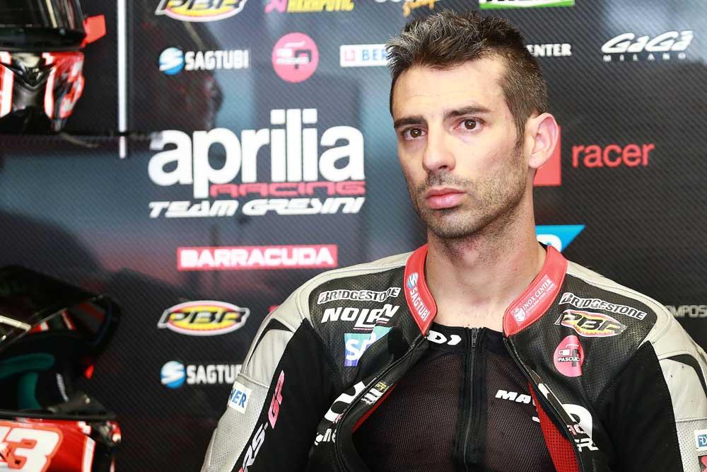 Marco Melandri no correrá en SBK en 2016