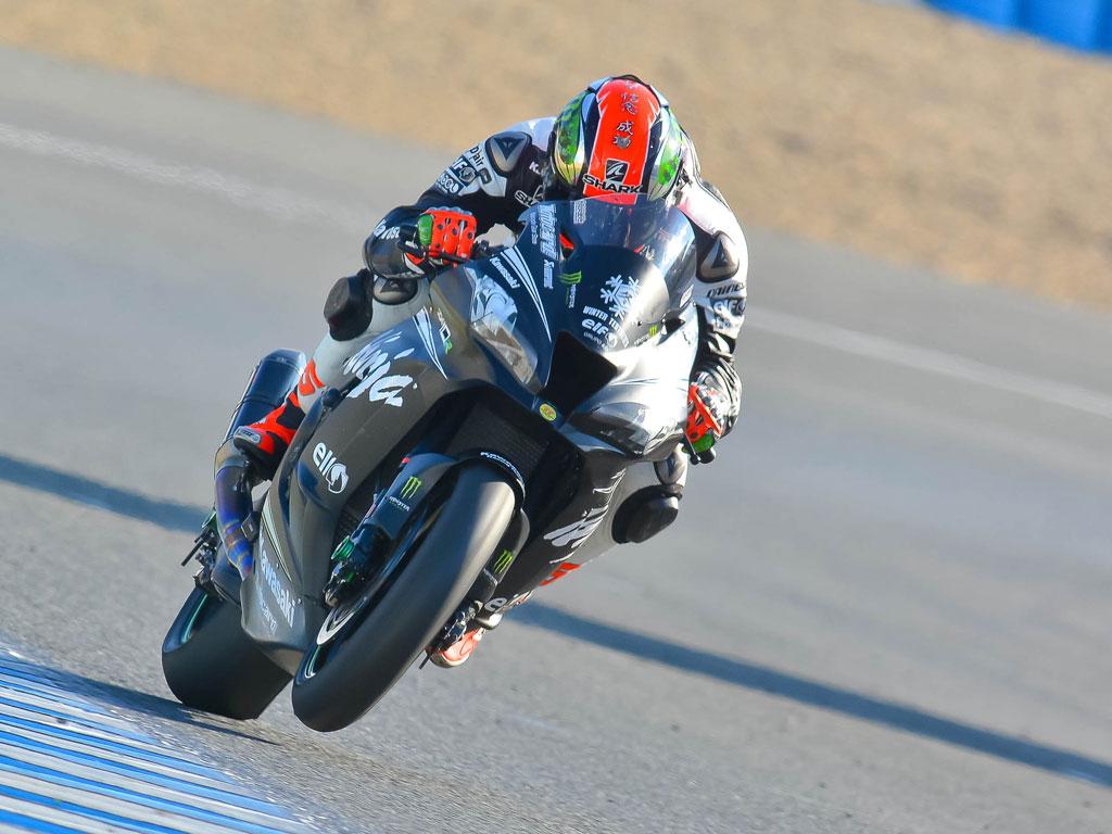Tom Sykes, de nuevo el más rápido en los entrenamientos de Superbike en Jerez