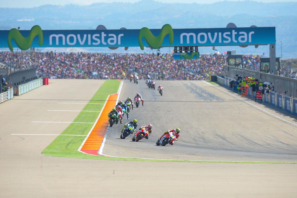 MotorLand ofrece un descuento en las entradas de MotoGP al comprar las de SBK