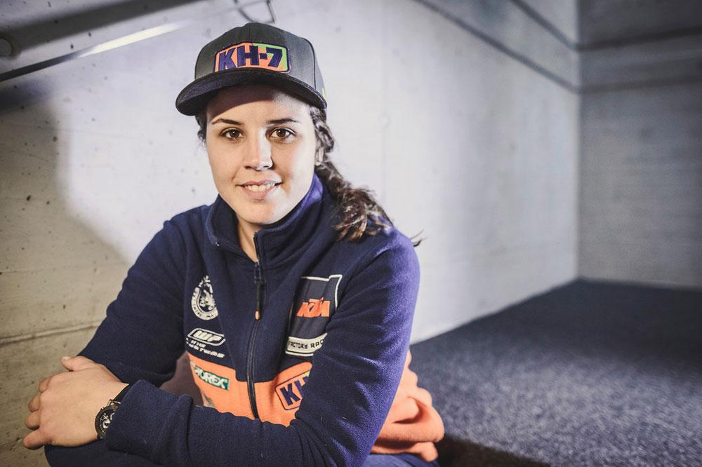 Entrevista a Laia Sanz: Podía haber conseguido mejor resultado en el Dakar 2016