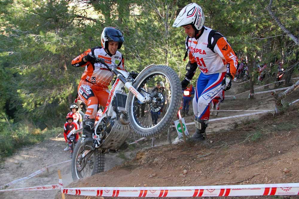 El Campeonato de España de Trial 2016 ya ha comenzado